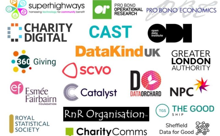 Coming together to face the social sector's data challenges: the data for good festival 2021