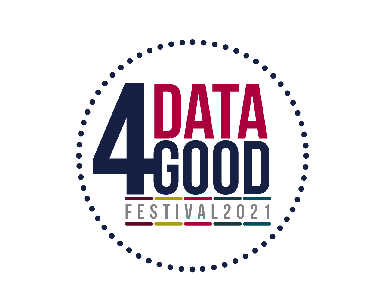 Data4Good festival 2021 logo